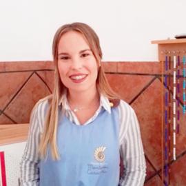 Ana María Tur Pedagoga y Asistente auxiliar Colegio Montessori Caracoliris