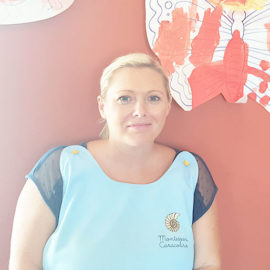 Emma Natasha Carr Native English-speaking Children's Community Assistant
