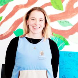 Felicity Maestra Colegio Montessori