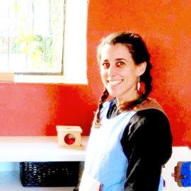 Laia Mancha Profesora Colegio Montessori Málaga