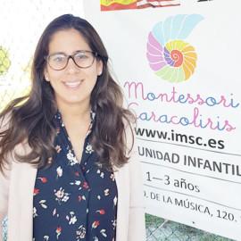 Marina Osorio Directora Colegio Montessori Caracoliris