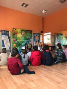 Taller de Medio Ambiente en Colegio Montessori Caracoliris