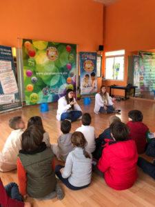 Aprendiendo sobre Medio Ambiente en Colegio Montessori IMSC