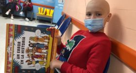 Niko, alumno de Caracoliris, necesita ayuda - Noticias