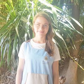 Kristine Soms Asistente Nativa De Habla Inglesa Taller
