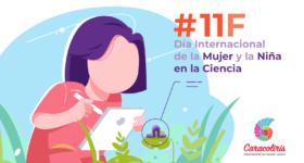 La Mujer Y La Niña en la ciencia 2