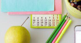 Calendario De Matriculacion Montessori