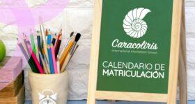Fechas De Matriculacion Colegio Montessori Caracoliris