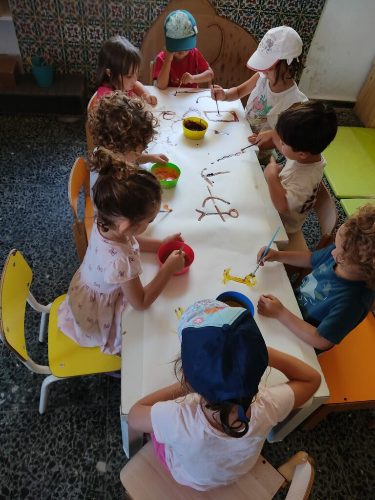 Actividad En Grupo Escuela De Verano